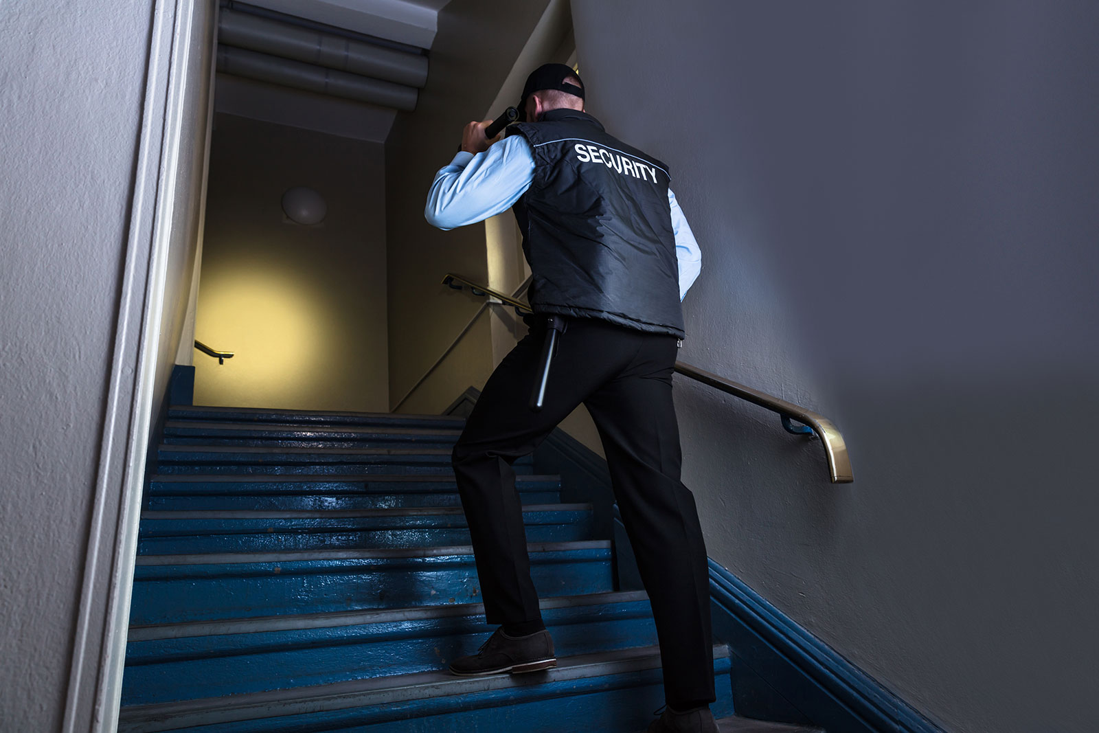 Private Security Guard Training